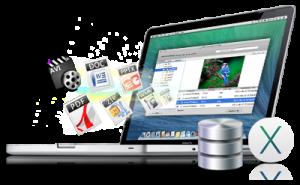 Restore deleted files Mac